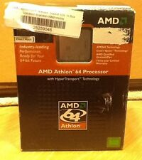 NIB AMD Athlon 64 3000+ 2 GHz Processor Retail Socket 939 CPU