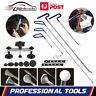 PDR Repair Tools Push Rods Puller Bridge Lifter Paintless Hail Dent Removal Kit
