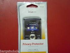 LG enV 3 Privacy Protectors 3 pks. by Verizon wireless