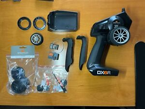 Spektrum DX6R Tranmitter and 2 Recievers android bluetooth and wifi