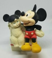 """Snowbabies """"My Pal Mickey"""" Disney Showcase Collection"""