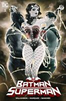 BATMAN SUPERMAN #1 KAARE ANDREWS VARIANT NM WONDER WOMAN JUSTICE LEAGUE ZOMBIES