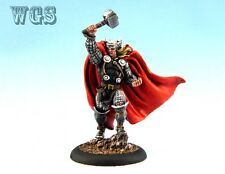 35mm Knight Models painted Batman Miniature Game The Mighty Thor  KM014