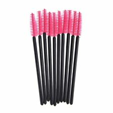 100 Disposable Mini Eyelash Brush Mascara Wands Eyelash Makeup High Quality W2A8