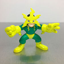 Marvel Super Hero Squad ELECTRO figure Spider-Man villain