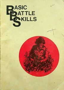 BASIC BATTLE SKILLS  - 1984 OFFICIAL BRITISH ARMY TRAINING BOOKLET/ PDF DOWNLOAD