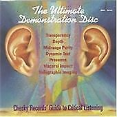 Various Artists - Ultimate Demonstration Disc (1999)