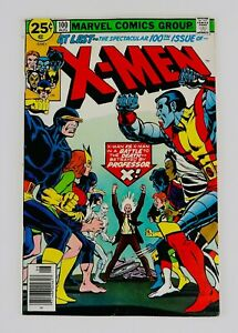 X-Men #100 Chris Claremont Dave Cockrum Cover Art New Vs Old Hot Key No Reserve!