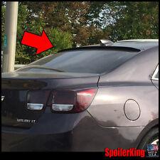 Rear Roof spoiler wing UNPAINTED (Fits: Chevy Malibu 2013-2015) SpoilerKing 284R
