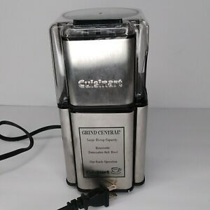 Cuisinart Central Grind Large 18-cup Capacity Coffee Grinder (as is for parts)