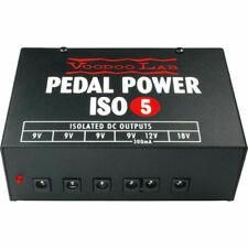 VOODOO LAB PEDAL POWER IOS 5