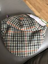 NWT The Yorkshire Cap British Wool Size 7 & Quarter