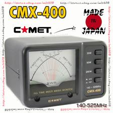 Comet Antenna Cmx-400 Swr Power Meter 140-525Mhz Ham Vhf Uhf 144/430 Mhz Radio