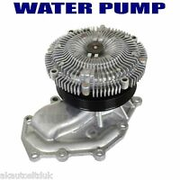 Fits NISSAN ELGRAND 3.0 TD E50 97-02 ENGINE WATER PUMP VISCOUS FAN COUPLING