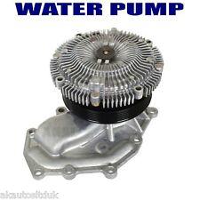 Fits Nissan Elgrand E50 3.0 TD 97-02 moteur pompe à eau Ventilateur Visqueux Couplage