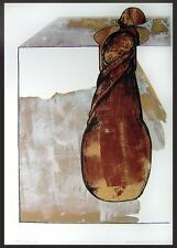 KALINOWSKI Horst Egon- Lithographie signée numér. Vence chair nouée .