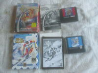 Winter & Summer Challenge / CIB Bundle / Sega Mega Drive