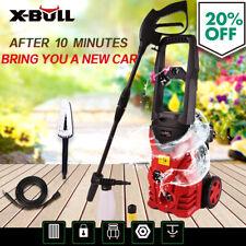 X-BULL 3400PSI High Pressure Water Cleaner Washer Electric Gurney Pump 8M Hose