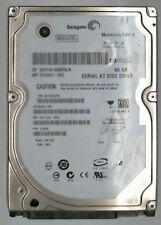 "80 GB Seagate Momentus  ST980811AS 5400 RPM 2,5""  Festplatte generalüberholt"