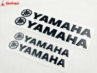 60mm Fuel Gas Tank//Fender Fairing Badge Emblem Decal 2pcs for Yamaha Motorcycles