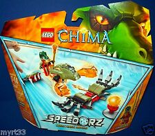 LEGO 70150 FLAMING CLAWS ~ CHIMA ~ RETIRED NIB ~ Factory Sealed