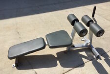 Hammer Strength Decline Abdominal Ab Sit-up Situp Bench - GREAT CONDITION - WOW!