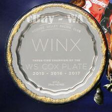 WINX Cox Plate Replica Medallion #885 /2017 Christmas Xmas FDC Race