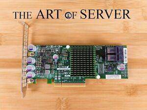 Supermicro LSI 9300-8i 12Gbps SAS-3 HBA P16 IT mode ZFS FreeNAS unRAID FP