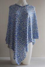 Pashmina Poncho Cashmere Wool Cape Wrap Soft Warm Women Long Sleeve 33