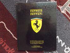 FORMULA FERRARI - UMBERTO ZAPELLONI - 2004 HB BOOK - F1