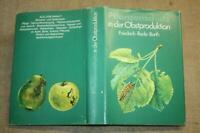 Fachbuch Obstbau, Obstproduktion, Pflanzenschutz, Schädlinge, 1984 DDR