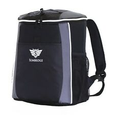 Fully Insulated Camping Hiking Cool Picnic Lunch Backpack Cooler Bag Rucksack