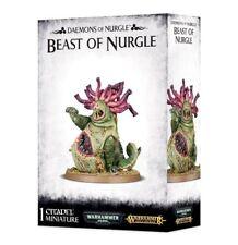 Warhammer 40K Maggotkin of Nurgle Beast of Nurgle NIB IN STOCK