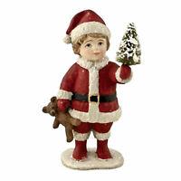 Bethany Lowe Santa's Little Helper Christmas Holiday Figurine Home Decoration