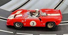 Monogram Revell 1/32 slot car- LolaT70 Can Am John Surtees #7- Mint!.