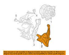 GM OEM-Alternator Bracket 12567695