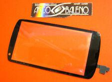 VETRO + TOUCH SCREEN per ACER LIQUID E1 V360 LCD DISPLAY VETRINO NERO BLACK