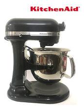 KitchenAid R-KSM6573OB 6QT 600 PROFESSIONAL HEAVY DUTY 10 SPEED LIFT STAND MIXER