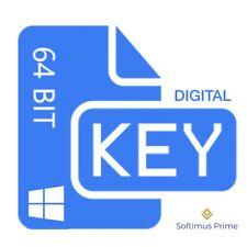 Windows 10 Home 64 Bit OEM digitaler Aktivierungsschlüssel Product Key