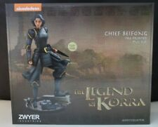 SDCC Comic Con 2017 Avatar Legend Of Korra Chief Beifong Exclusive Statue LE