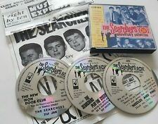 THE SEARCHERS 1962-92 30TH ANNIVERSARY COLLECTION 84 TRACK 3 CD BOX MERSEYBEAT