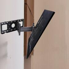 Tv Wall Mount Bracket Tilt Swivel Swing Arm 17/20/24/28/32/40/43/49/5 0/Inch Lcd