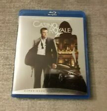 Casino Royale [Blu-ray] Watched once! 007 Daniel Craig