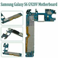 Unlocked Main Logic Main Board Motherboard For Samsung Galaxy S6 SM-G920V