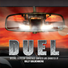 Duel - Complete Score - Limited Edition - Billy Goldenberg
