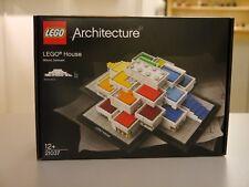 LEGO® Architecture 21037 LEGO® House Billund Dänemark, Neu & OVP, UCS, sammeln