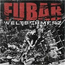 FUBAR - Weltschmerz CD