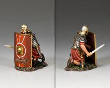 King and country romanos-lucha con espada (de rodillas) ROM018 Metal Pintada