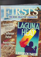 Firsts Book Collectors Magazine June 2011 T Jefferson Parker Noirs of the 1950s