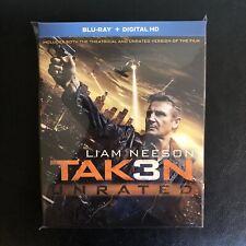 Taken 3 Blu-Ray + Digital W/ Slipcover